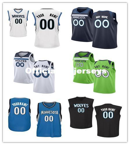 0e34129bf 2019 Cheap Custom Basketball Jersey Customize Any Number Any Name Stitched  Personalized Green Blue Mens Youth Women T Shirt Vest Jerseys From ...