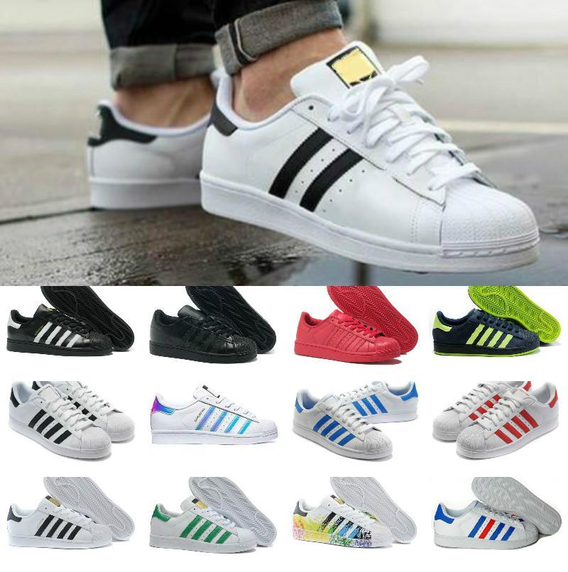 e7caeb4b5a00df Originals Superstars White Hologram Iridescent Off Junior Superstars 80s  Pride Tn Sneakers 270 Women Mens Running Shoes Designer Shoes 97 Clogs For  Women ...