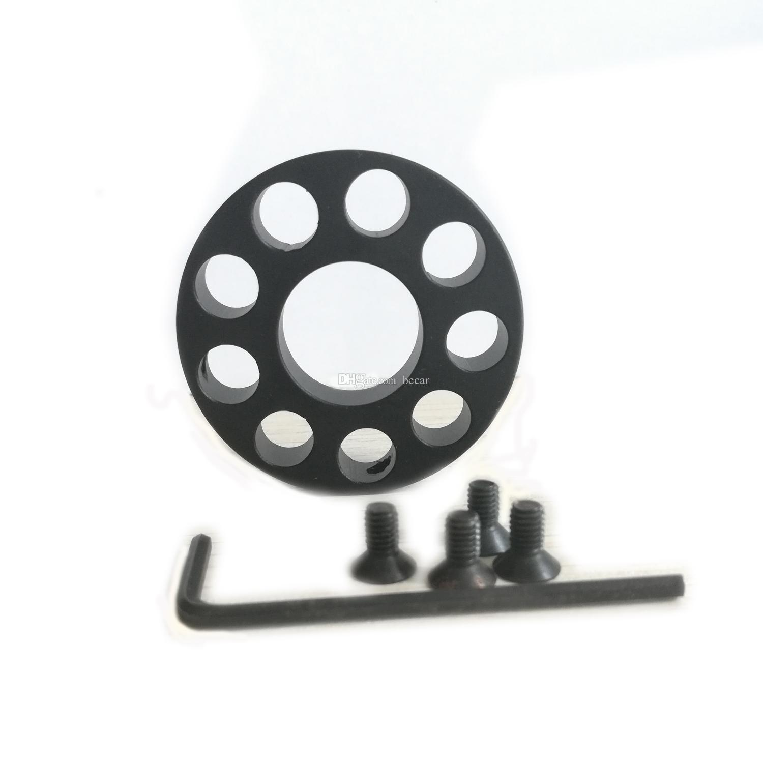 NEW Barrel End Cap For .223/5.56 Free Float Quad Rail Handguard With screws Free Shipping