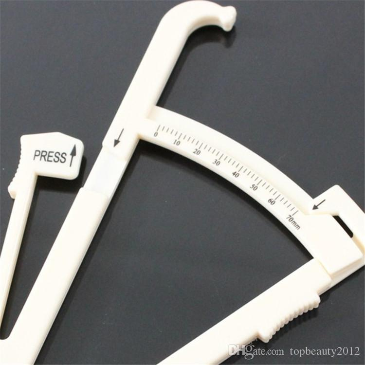 Personal Measure Body Weight Loss Tester Caliper Keep Slim Body Fat Tester Measure Fat Caliper Measurement Tool