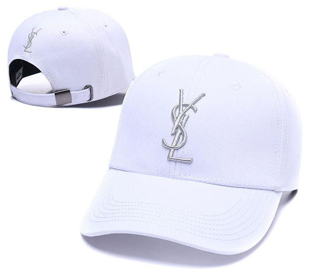5eb33741157 2019 France Summer Baseball Cap Men Women Outdoor Designer Hats Y S L Letter  Adjustable Hip Hop Hat New Truck Cap Golf Cap Drop Shipping Make Your Own  Hat ...