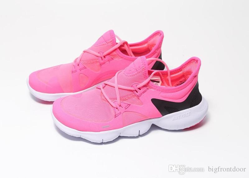 0195bebbada6 2019 Free RN 5.0 2019 Runing Shoe AQ1316 101 Free RN Fly Shoe Size Us5.5  Us11 New Hot From Bigfrontdoor