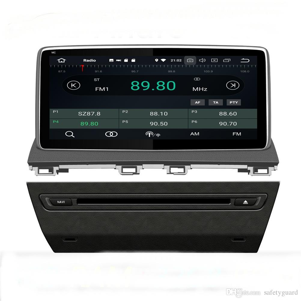 1024*600 4GB 32GB PX5 Octa Core 10 25 Android 8 0 Car DVD Player for Mazda  3 2013-2017 Radio GPS Bluetooth WIFI USB Mirror-link