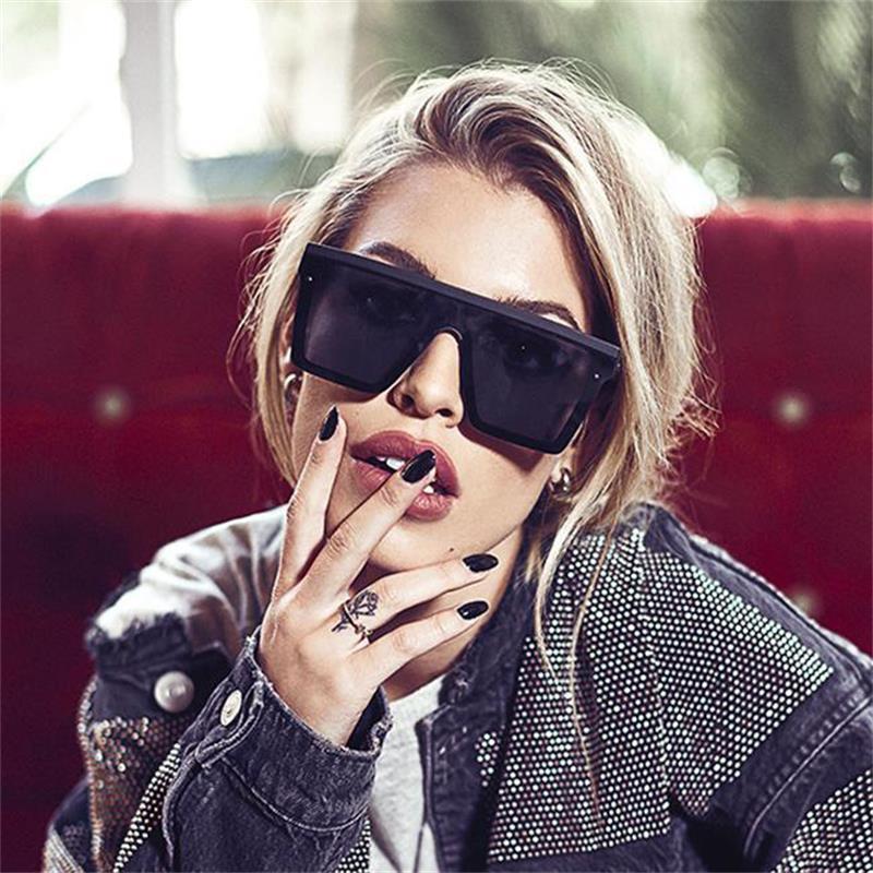 Carré Black Pour Lunettes Shades Lunette Hommes Femmes Femme Marque Mode 2018 Soleil Luxe Cadre De Australia 54RLq3Aj