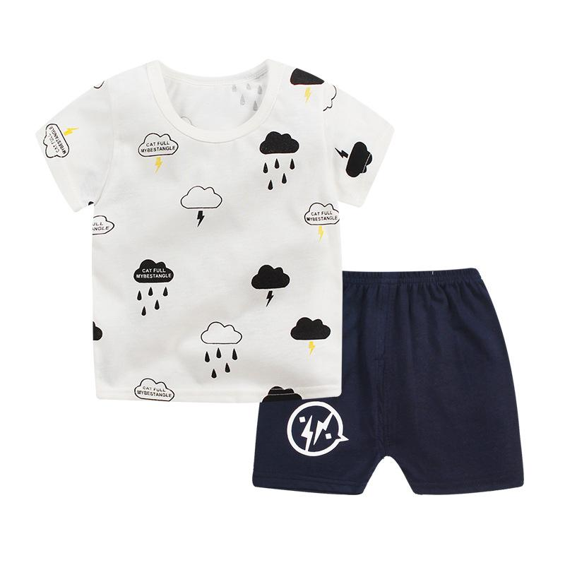 966020aeb 2019 Hot Sale Baby Gilr Clothes Quality Cotton Kids Clothes Set Summer  Short Sleeve Children'S Clothing Baby Boy Body Suit From Newestable, $32.44  | DHgate.