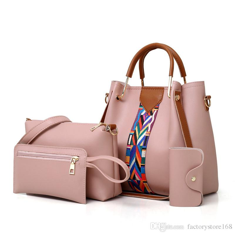6bb49ff67 Fashion Tote Bucket Designer Handbags Large Capacity Composite Bag Handbag  Lady PU Leather Shoulder Bag Ivanka Trump Handbags Best Messenger Bags From  ...