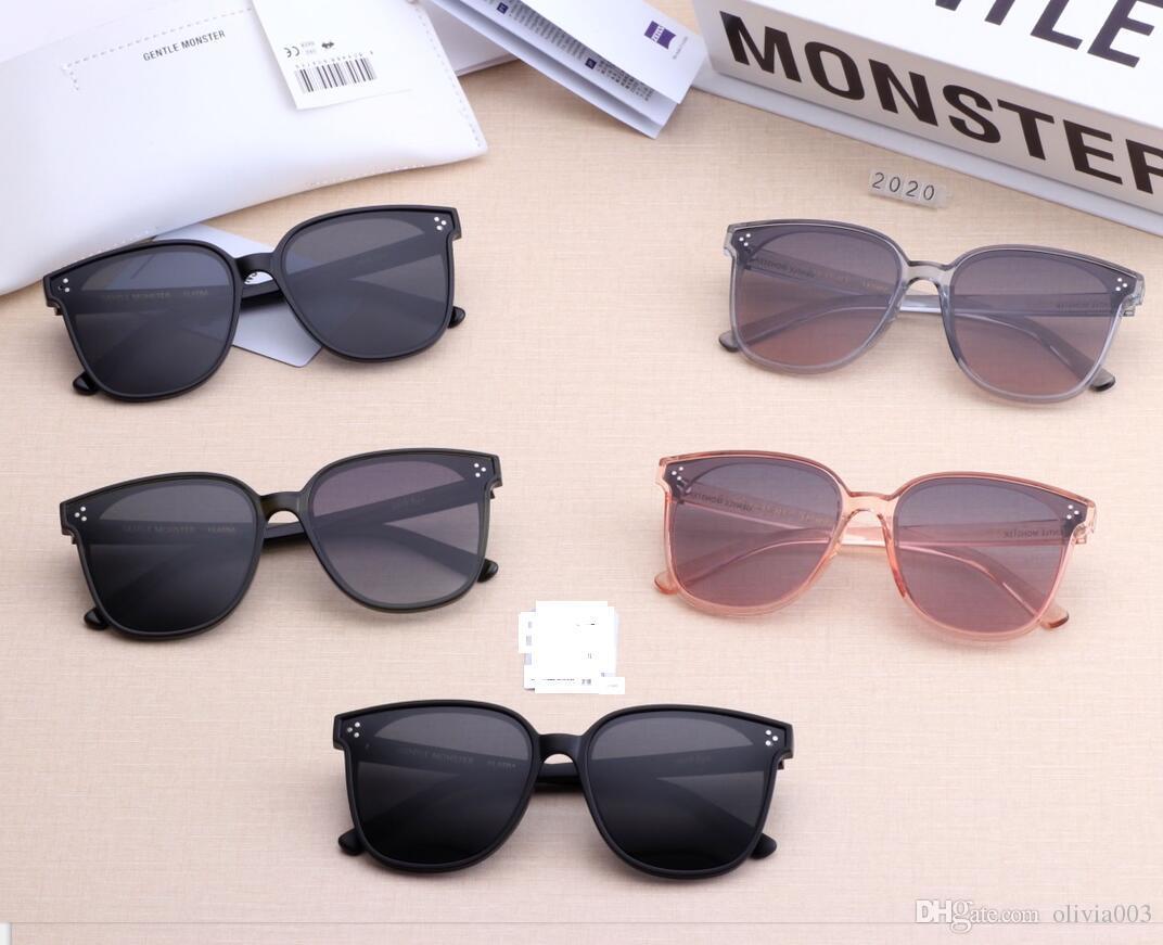 53139c8e27 Nuevas Gafas De Sol De Conducción Para Hombres, Mujeres, Moda Clásica,  Diseño UV400, Gafas De Sol De Marca, Gafas De Sol De Amante Negro Con Caja  Gratis ...