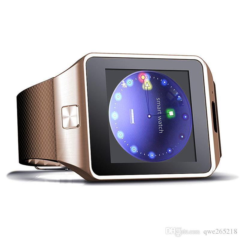 Hot Sale DZ09 Bluetooth Smart Watchs Phone Z60 Smart watch Stainless Steel Support SIM TF Card GT08 GT09 DZ09 Smartwatch for IOS Android