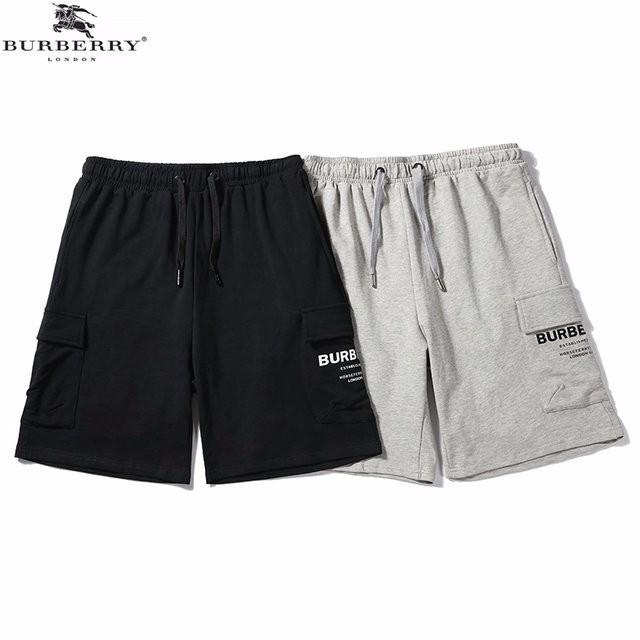 ac8c3c92b1 2019 summer new men's outdoor sports casual shorts simple solid color  printing letters design loose version 702