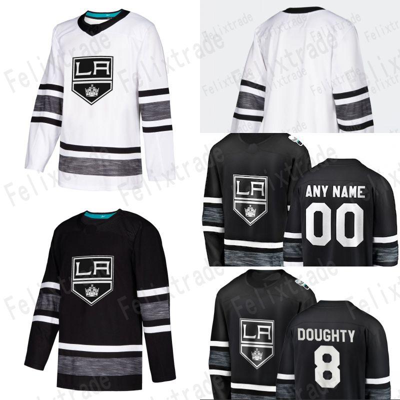 370e70464 Los Angeles LA Kings Parley 2019 ALL STAR Jerseys Drew Doughty ...