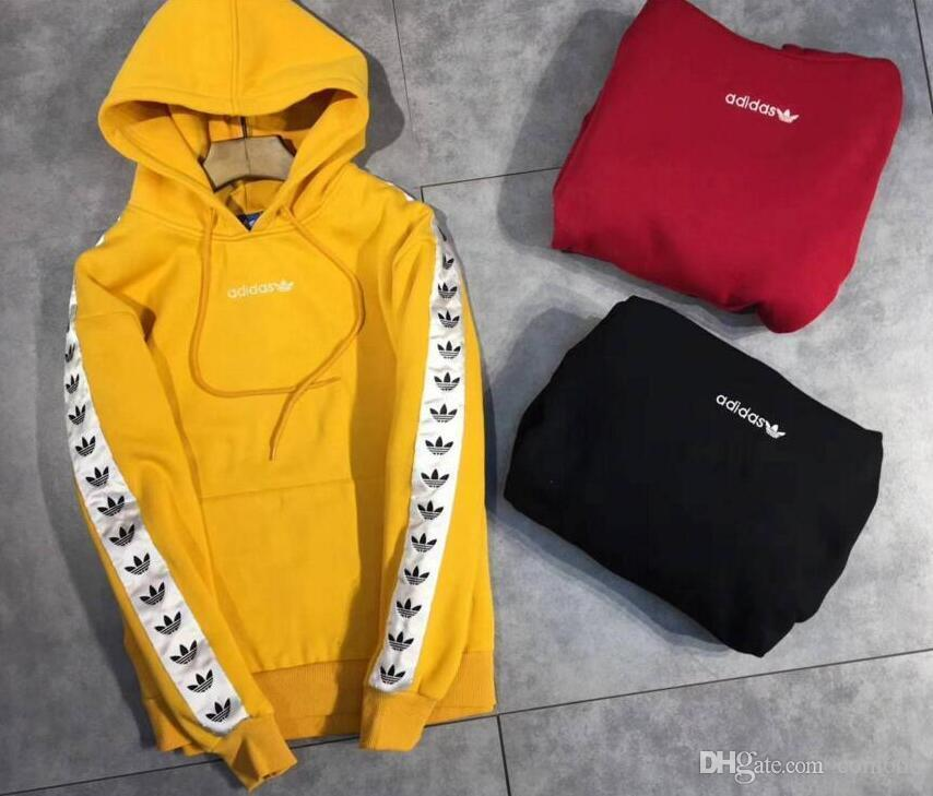 8e306d4b8d034 Spot European And European High Street Fashion Hoodie Who Is The Same Style  Of Cothing And Clothing Embroidery