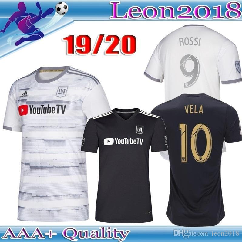8c00a99e69b 2019 SIZE S XXL 2019 LAFC Carlos Vela Soccer Jersey 19 20 Special Edition  GABER ROSSI CIMAN ZELAYA Home Away Football Jerseys Shirt From Leon2018
