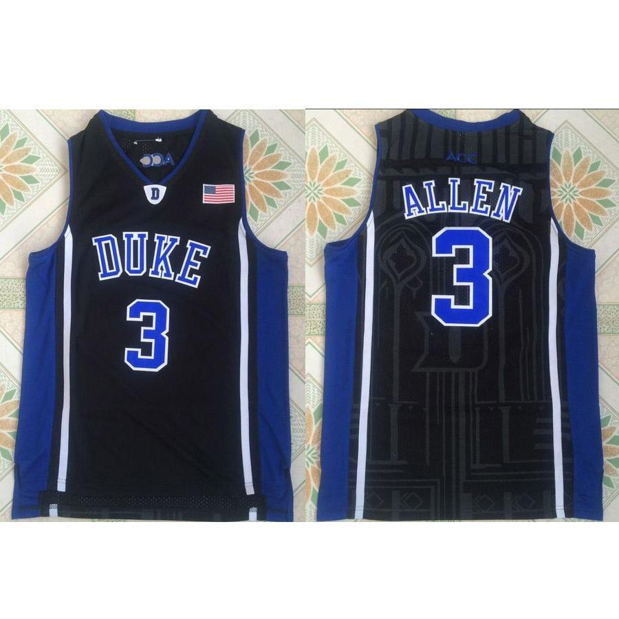 timeless design c3a9f 424b4 Mens Grayson Allen Jersey Duke Blue Devils College Basketball Jerseys High  Quality Stitched Name&Number Size S-2XL