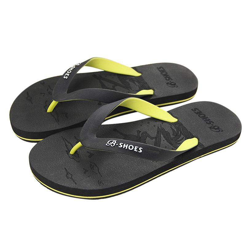 5d5c50ee14c SIKETU 2019 New Summer Sandals Cool Water Flip Flops Men High Quality Soft  Massage Beach Slippers Fashion Casual Men Shoes A30 Silver Shoes Mens  Sandals ...