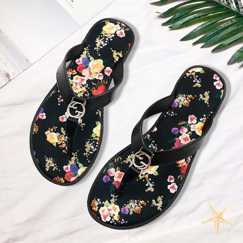 adefdd0be8782 Flip Woman Summer Fashion 2019 New European And American Slippers ...