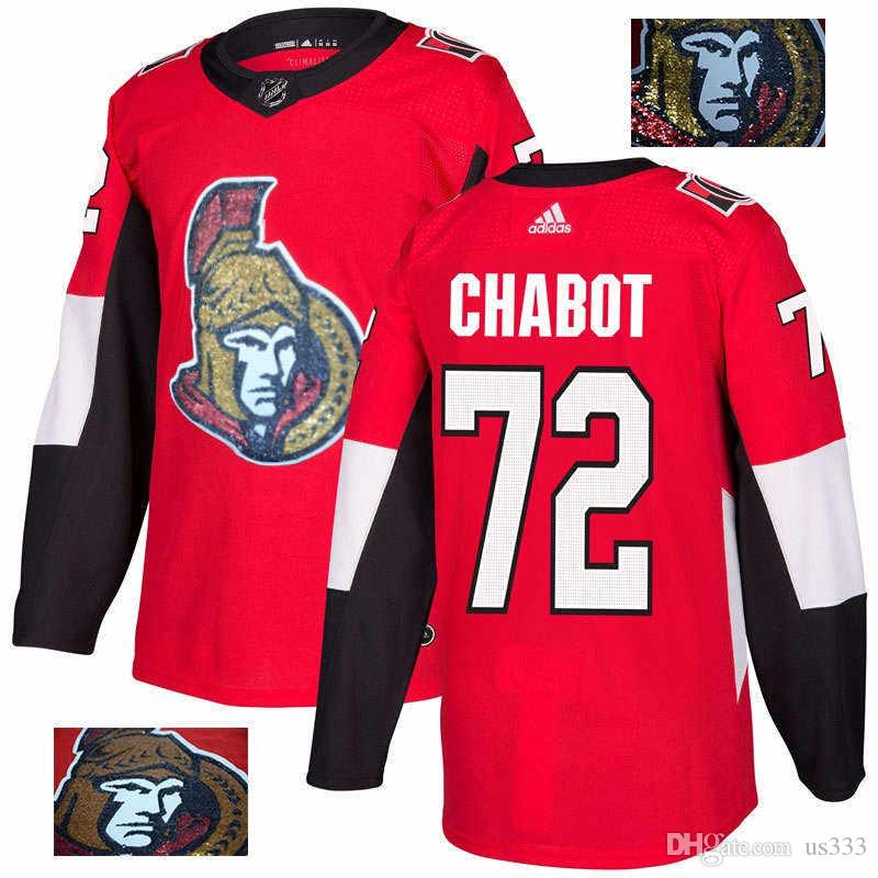 2019 2019 Men S Thomas Chabot NHL Hockey Jerseys Erik Karlsson Winter  Classic Custom Ice Hockey Authentic Jersey All Stitched 2018 Breakaway Baby  From Us333 ... 88937d50162