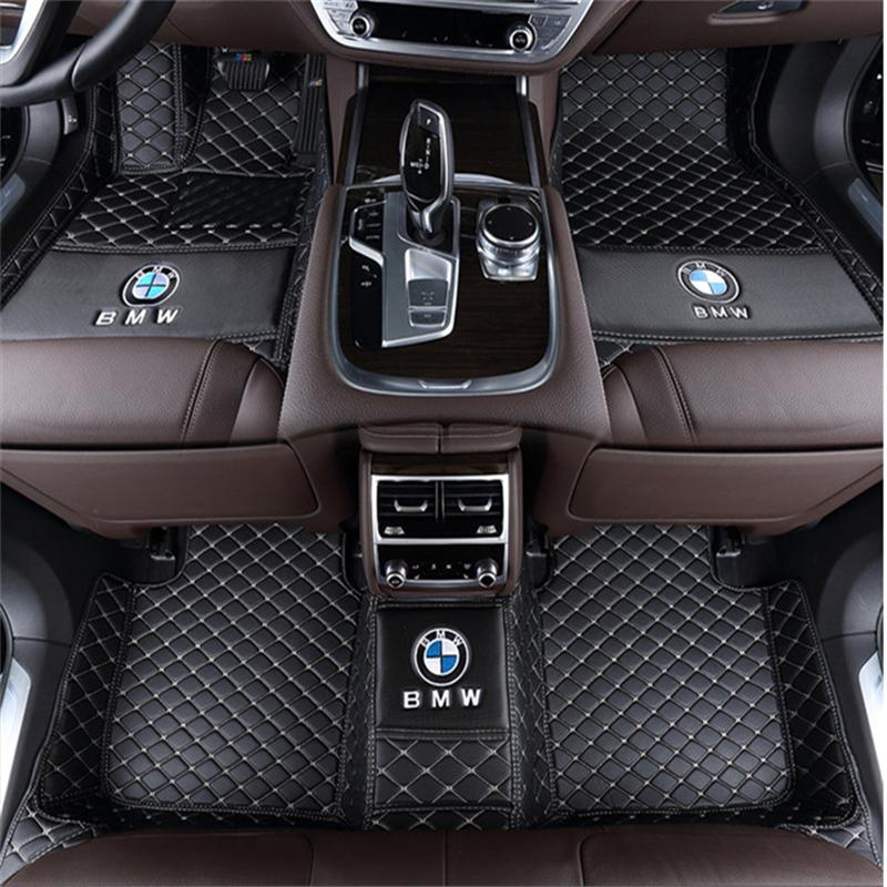 For to BMW 1 Series The hatchback has four doors. 2007-2018 stitchingall surrounded by environmentally friendly non-toxic mat