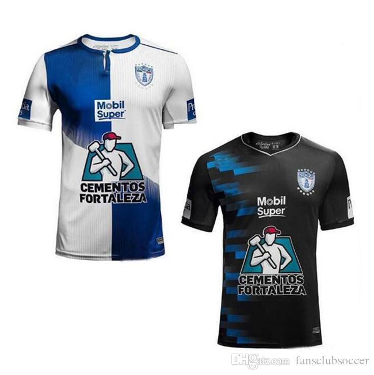 1bd184fe38f20 2018 2019 Club LIGA MX Pachuca CF Camisetas De Fútbol 18 19 Pachuca Camiseta  De Fútbol El Tamaño Se Puede Mezclar Por Lotes Por Fansclubsoccer