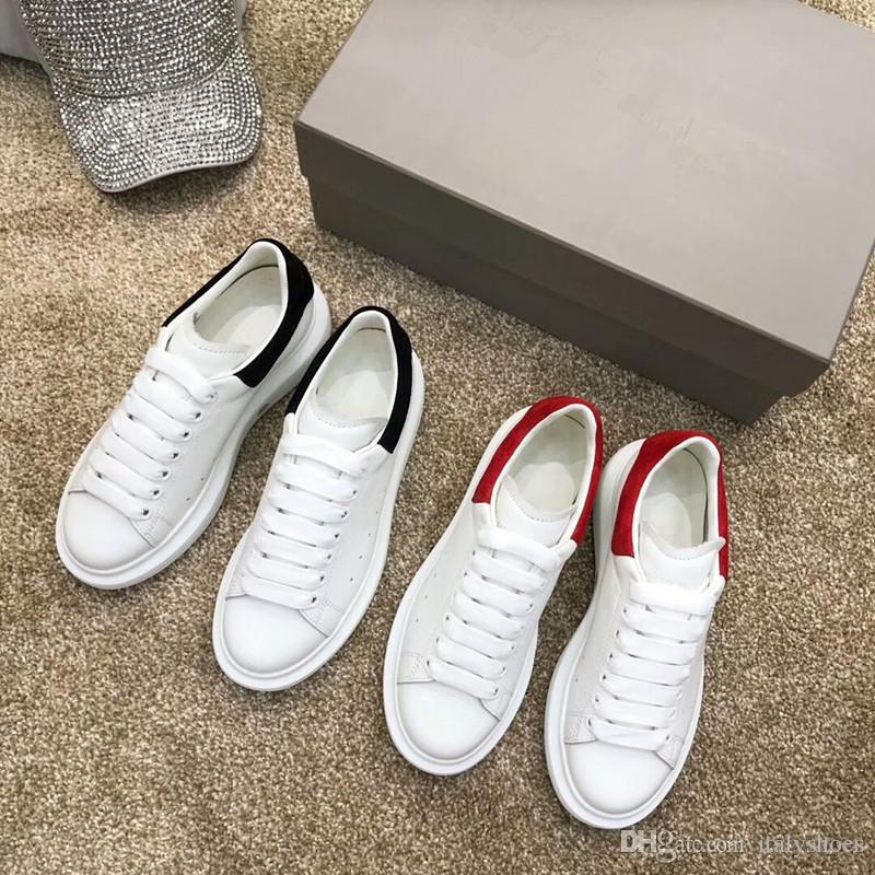 La Zapatos El Deportivos Diseñador Casuales De Caja Con Compre Ixqn7gCwHc