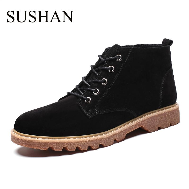 Shoes Men's Casual Shoes Orderly Autumn And Winter Shoes Men Casual Shoes Loafers Men Artificial Leather Hot Sale Keep Feet Warm Men High Quality Big Size