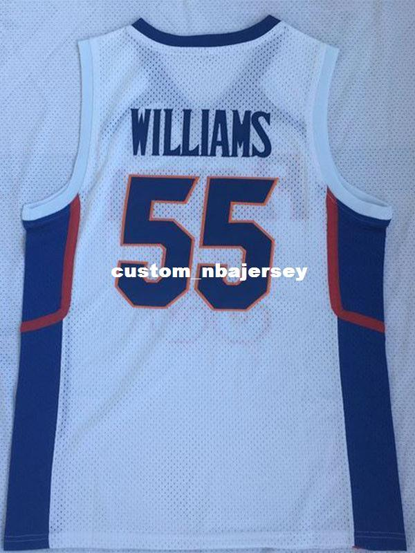 071e00052 2019 Cheap Wholesale Jason Williams Jersey White Chocolate Florida Gators  College Basketball Jersey Customize Any Name Number MEN WOMEN YOUTH From ...