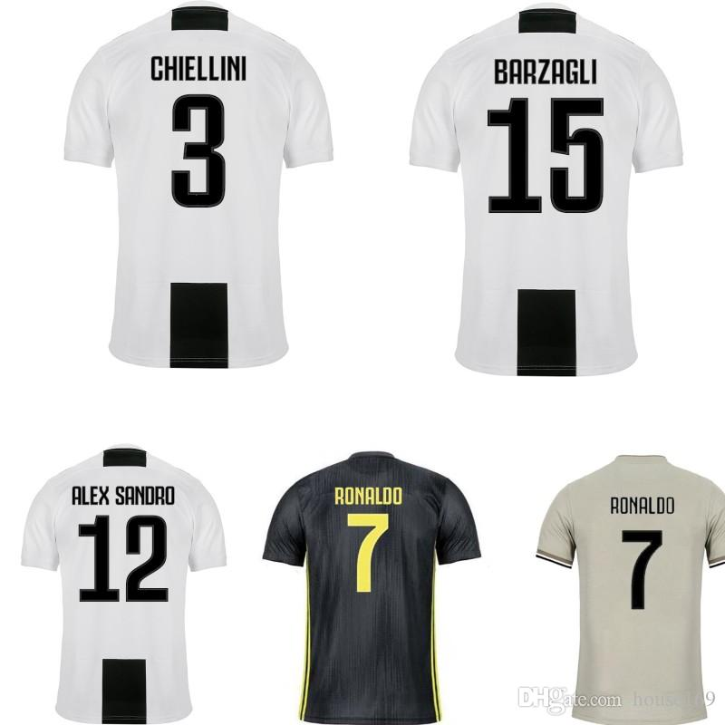 9302091e457 2019 Kids Soccer Jersey 18 19 Home Away Third Adult DYBALA HIGUAIN Baby Football  Jerseys Maillot Football Shirt Kids Designer Clothes Boys Girls From ...