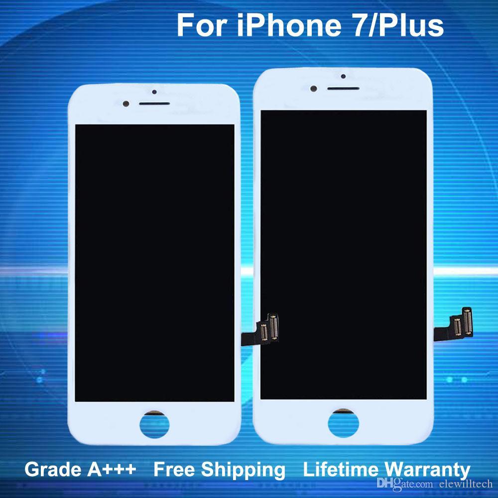 12f6939f86c Pantallas De Celular Para IPhone 7 7Plus Reemplazo Del Ensamblaje ...