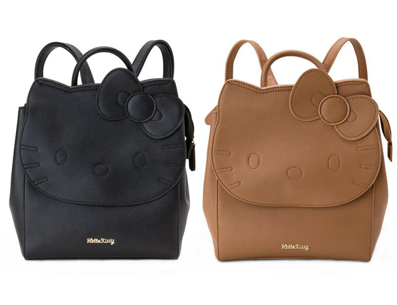 e4a8f31b577f 2019 FashionFashion Hello Kitty Bag Small Backpack Women Girls PU Leather  Waterproof School Backpacks Schoolbag Children School Bags Backpacks For  Women ...