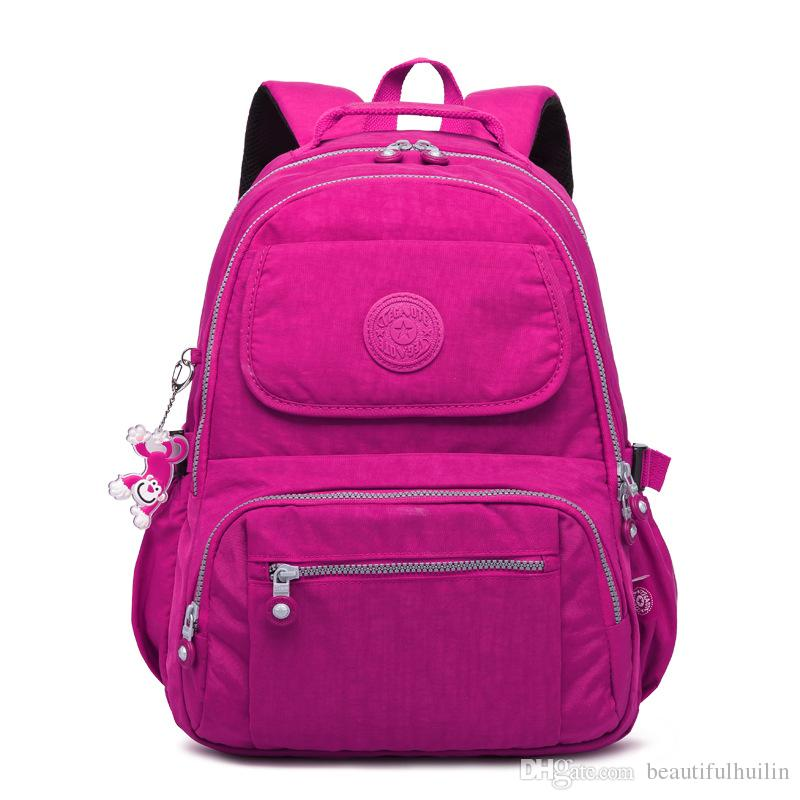 4231d293770e Fashion Outdoor Backpacks Women School Backpack for Teenage Girls ...