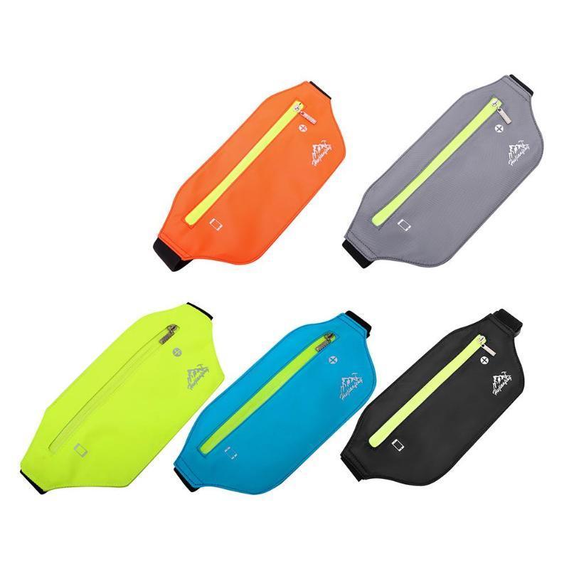 26b63fcd56 Acquista Outdoor Sport Marsupio Marsupio Impermeabile Nylon Marsupio  Multifunzione Running Pocket Case Arm Band Pack Universal Mobile A $34.43  Dal Dinaha ...