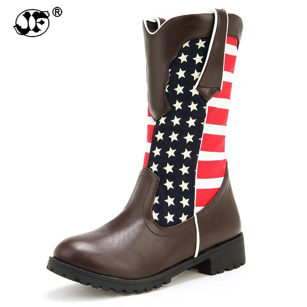 acf41a0292 Compre Mulheres Americanas Chelsea Motocicleta Botas De Plataforma Calçados  Femininos Outono Sapatos De Inverno Mulher Botas Ocidentais Tamanho Iol9 De  ...
