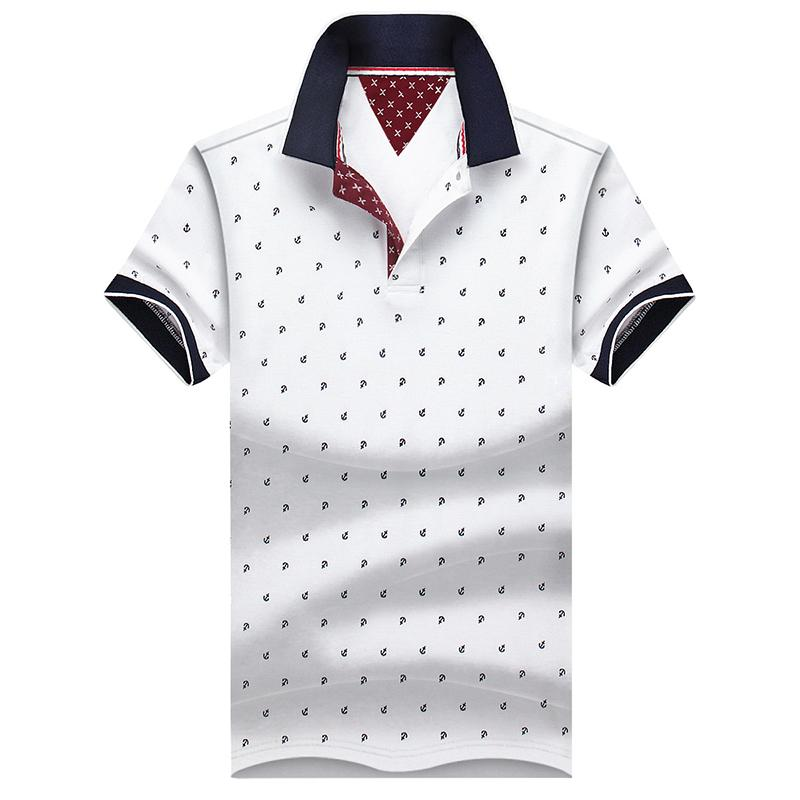 2128e5bbd4 2019 2019 Men Fashion Business Casual Shirts Cotton Short Sleeve Camisas  Stand Collar Male Shirt Tops New Wholesale From Xmnb1