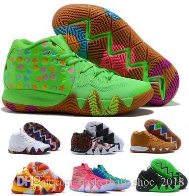 scarpe kyrie donna verde