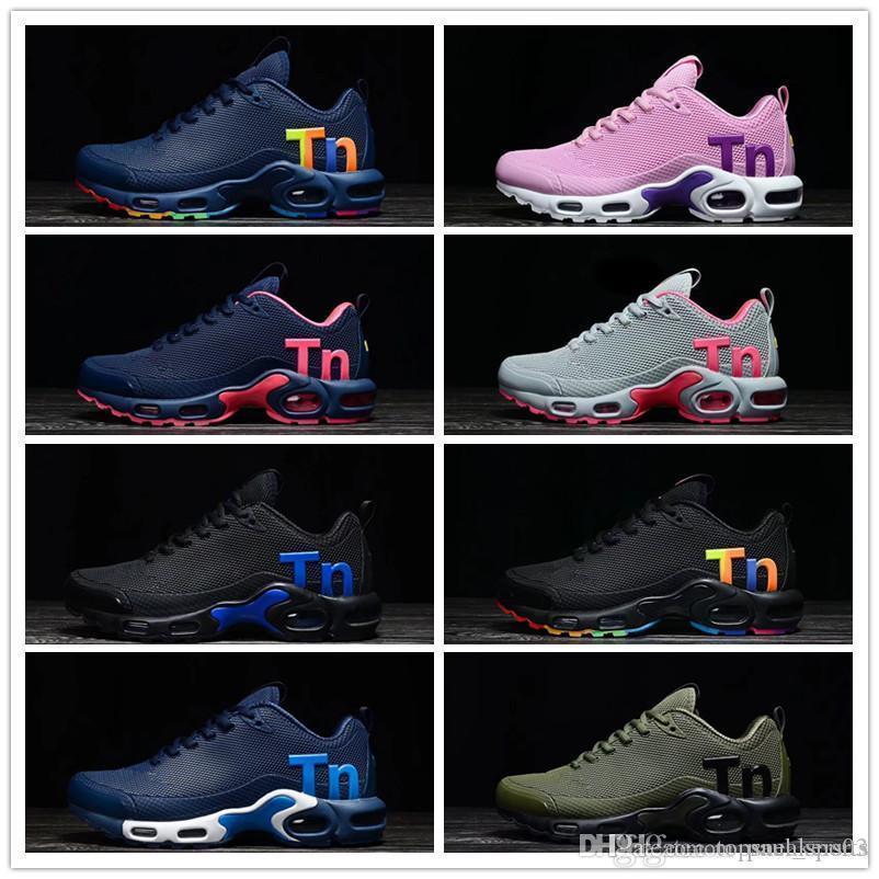 Nueva llegada más zapatos multicolores de calidad superior azul gris rosado verde verde hombres mujeres tamaño