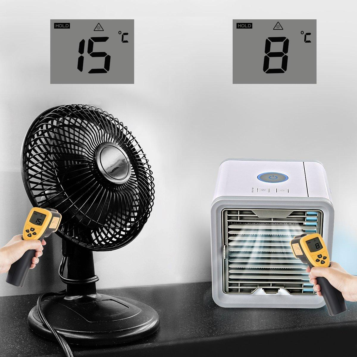 Conditioner Fan Personal Arctic Air Cooler Humidifier Purifier Air Cooling Fans USB Portable Air Cooler For Home Office