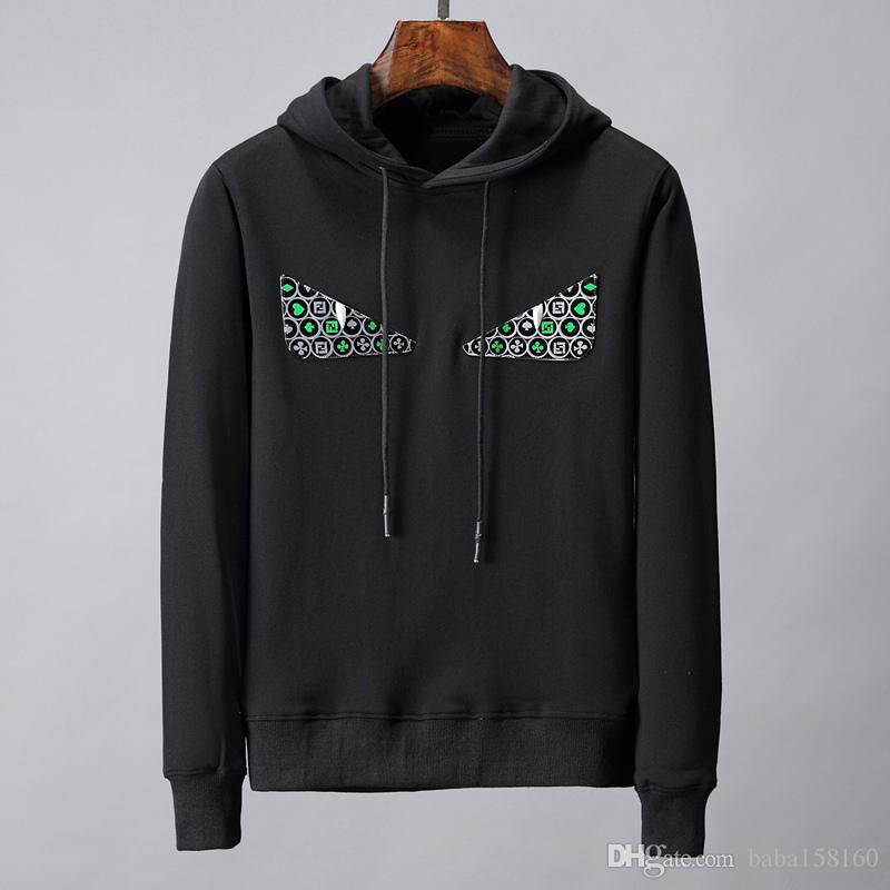 645e04f71 Men s Designer Hoodies Sweatshirts Designer AAA Pullover Sweatshirts ...