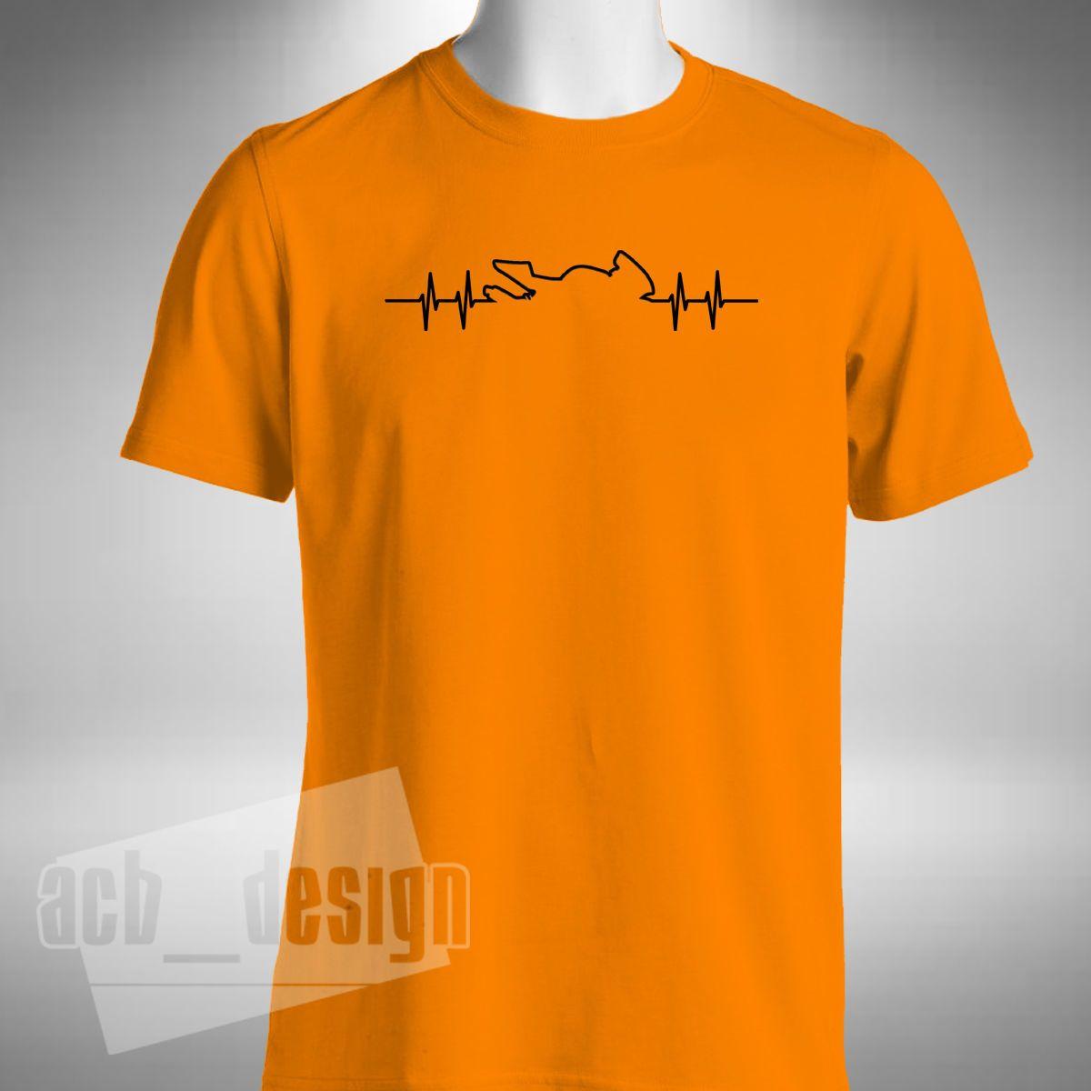 f96bd724 Bike Heartbeat Mens T Shirt Superbike Motorbike Bikes Road Bike Biker Funny  Unisex Tee Humor Shirts Offensive T Shirt From Geersfarm, $12.96  DHgate.Com