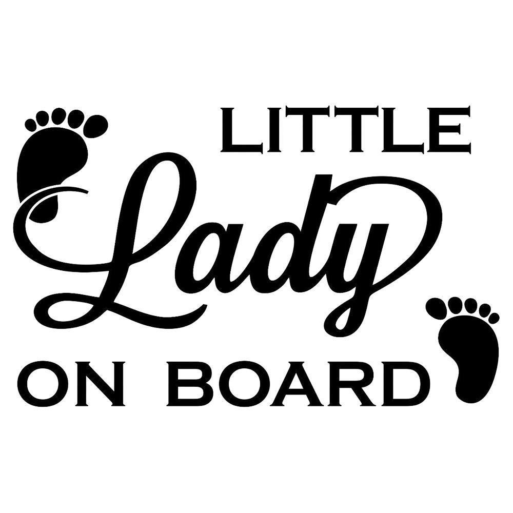 Decals/emblems/license Frames White Babies On Board Baby Car Sticker Sign Safety Vinyl Decal Decals & Stickers