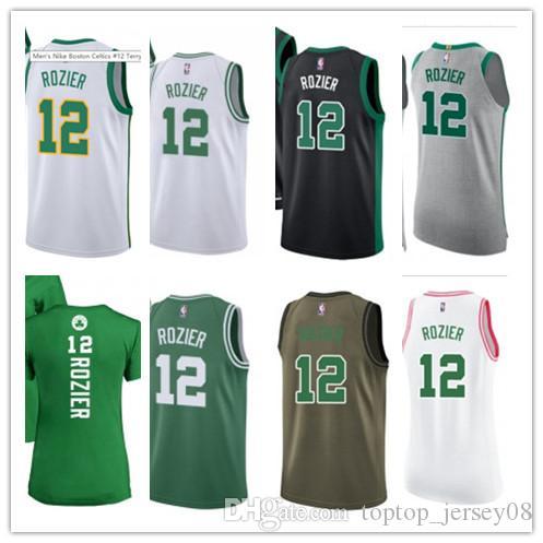 SPORT Basketball Wear Youth women Men s Boston Celtic 12 Terry ... 14634af33