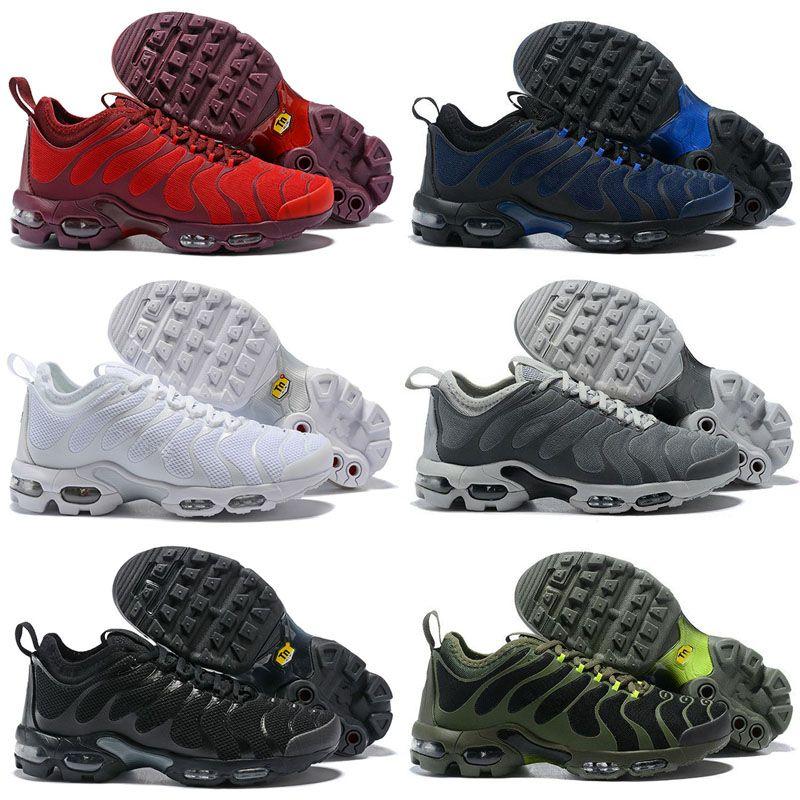 best sneakers c80d9 69eb4 Acheter 2019 New TN Hommes Chaussures Plein Air Tns Plus Fashion Baskets  Décontractés Augmentés Vert Bleu Noir Hommes Designer Baskets Chausseures  De  26.85 ...