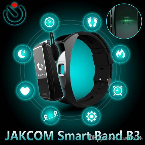 JAKCOM B3 intelligente vigilanza calda di vendita in Smart Wristbands come rivelatore GPZ film bule 4