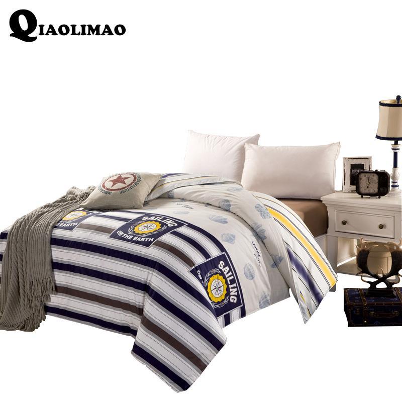 Großhandel Neue A B Bettbezug Einzelne Baumwollreaktive