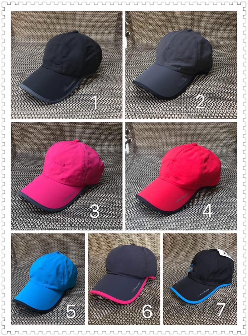7ac1afd8a 2019 U A Baseball Hat Quick Dry Ball Caps Adjustable Snapbacks Women Men  Free Fit Sports Jogging Travel Cycling Golf Hats Designer A22507