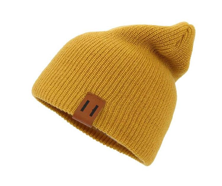 d97c366be6d 2018 Winter Hats for Woman HipHop Knitted Hat Women s Warm Slouchy ...