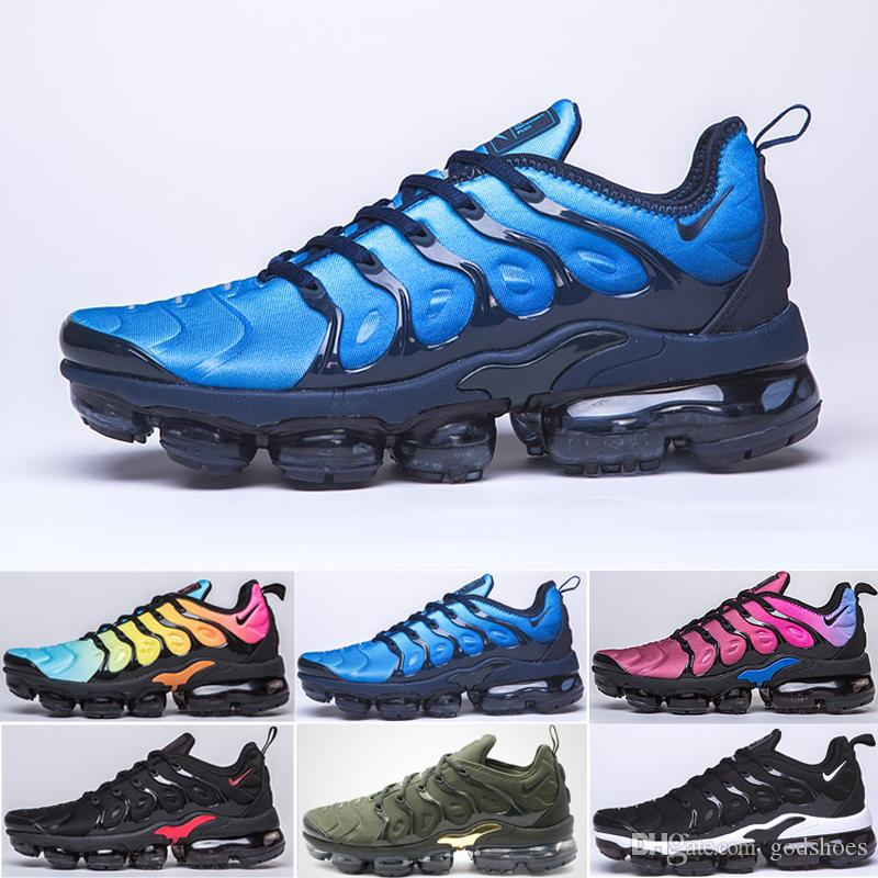 Best TN Plus Running Shoes Men Women Wool Grey Game Royal Tropical Sunset Creamsicle Designers Sneakers Sport Shoes Size 36-45 GTF5G