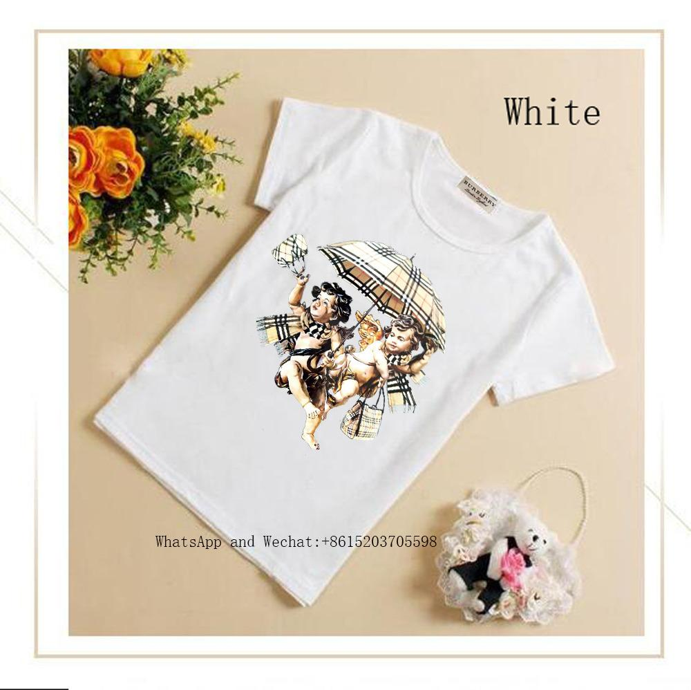 52cac38f2 Baby T Cute T-shirt Short Sleeve Summer Pure Cotton Jacket Children ...