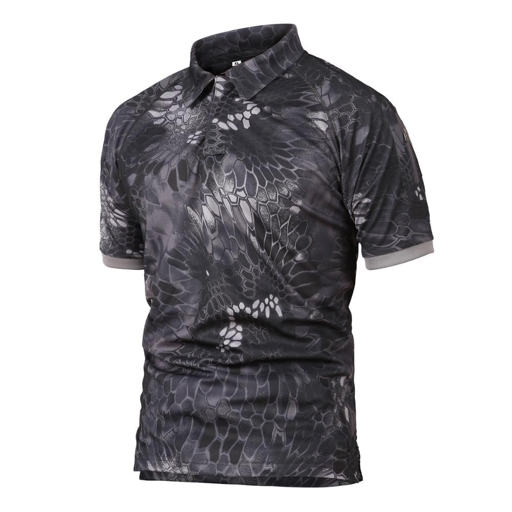 a6c77e9a RAY GRACE Men Quick Dry Shirt Waterproof Outdoor Hiking Shirt Tactical  Short Sleeve Male Combat Hunting Shirts Hiking Shirts Cheap Hiking Shirts  RAY GRACE ...