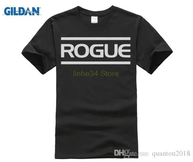 Vintage T Shirt Rogue Fitness International A T Shirts Fun T Shirts Online  From Quantou2018 344d19bdc291