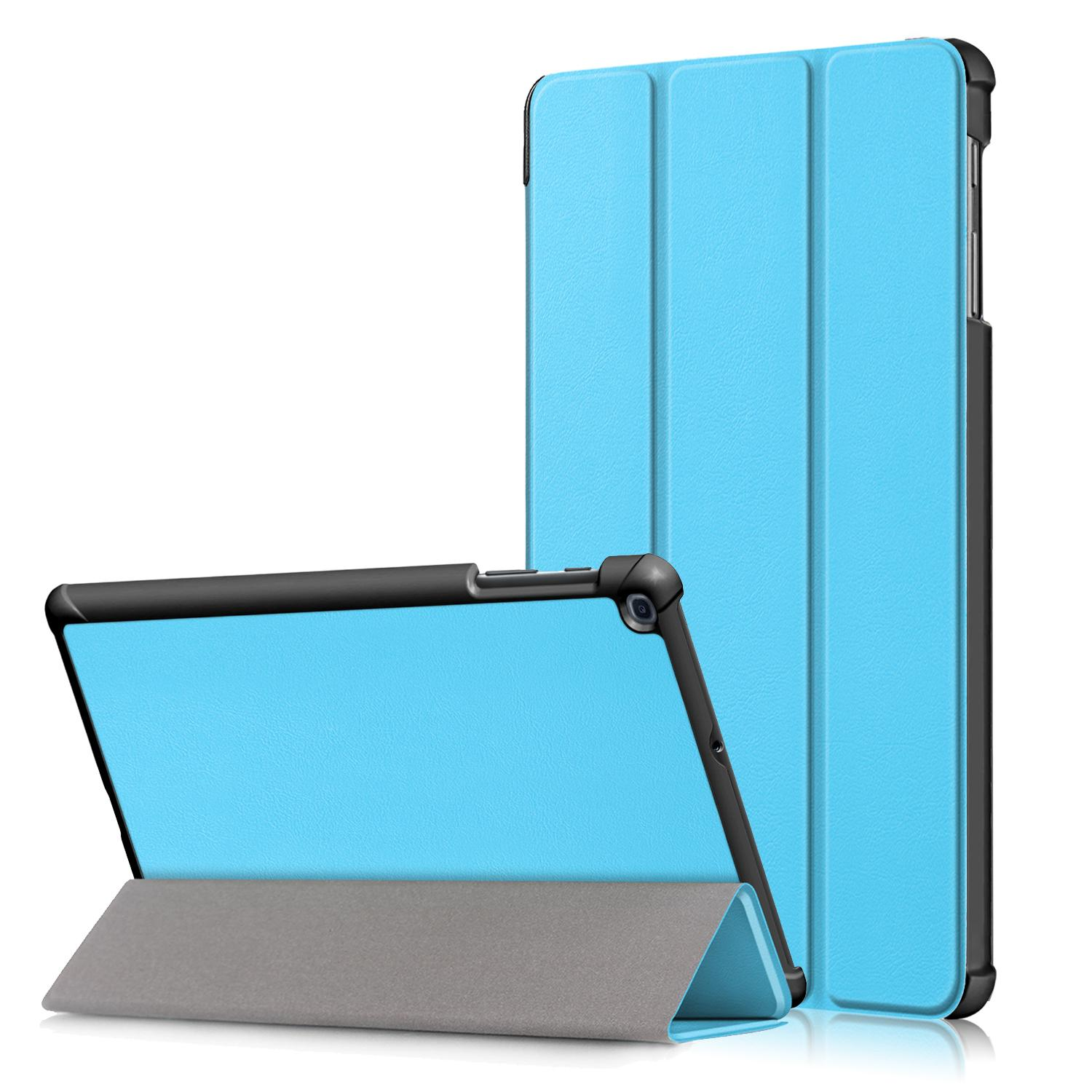 Smart leather Case for Samsung Galaxy Tab A 2019 SM-T515 T510 Funda Tablet Stand cover for Samsung Tab A 10.1 2019 case