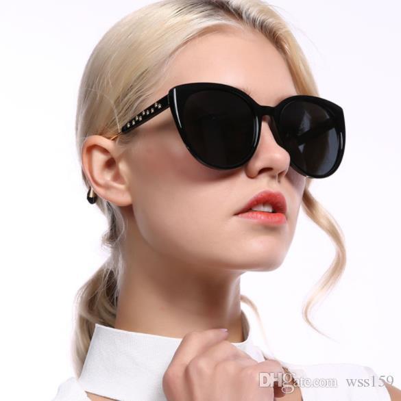 cca30b8349b7 2019 Brand Design Women Anti Reflective Sunglasses Female Retro Style Polarized  Glasses Shades UV400 Oculos De Sol Feminino From Wss159, $6.9 | DHgate.Com